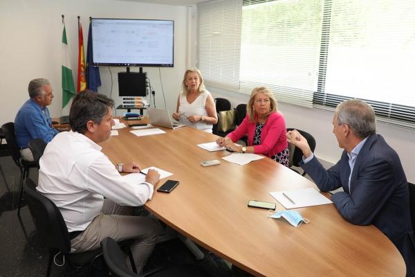 """La alcaldesa destaca el compromiso por una participación """"real y efectiva"""" en la elaboración del nuevo PGOU, que durante la primera consulta ciudadana recibió más de 200 sugerencias"""