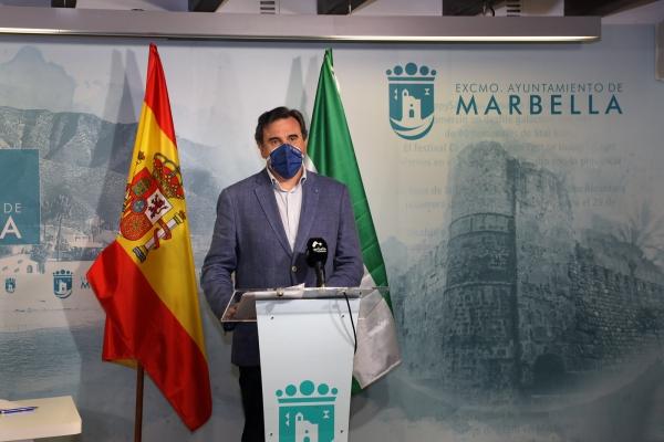 El Ayuntamiento avanza en la tramitación del Plan Turístico de Grandes Ciudades que destinará diez millones de euros a modernizar el sector y a potenciar la marca Marbella