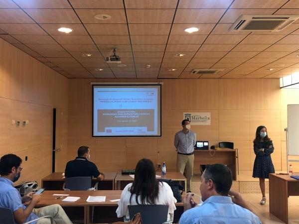 Una decena de técnicos municipales participa en una jornada formativa sobre los proyectos FEDER que traerán a la ciudad 15 millones de euros