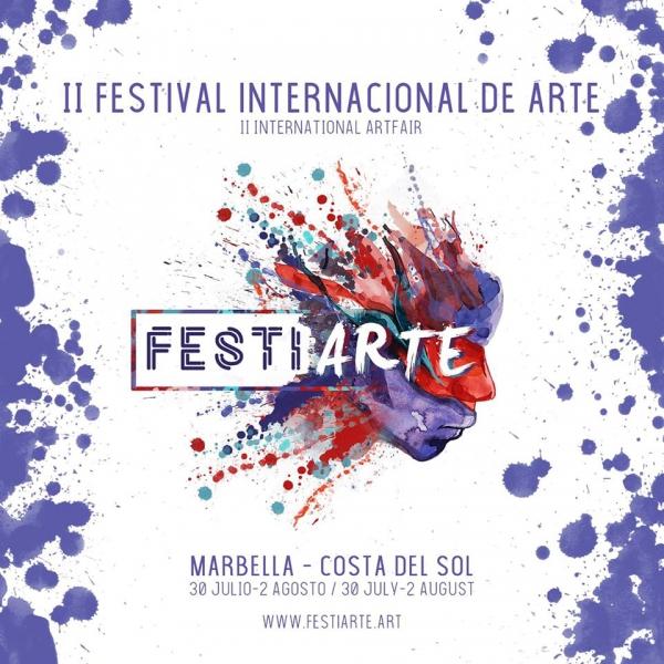 Marbella albergará desde mañana y hasta el día 2 de agosto la segunda edición de la Feria internacional 'FestiArte' con la participación de más de 150 artistas