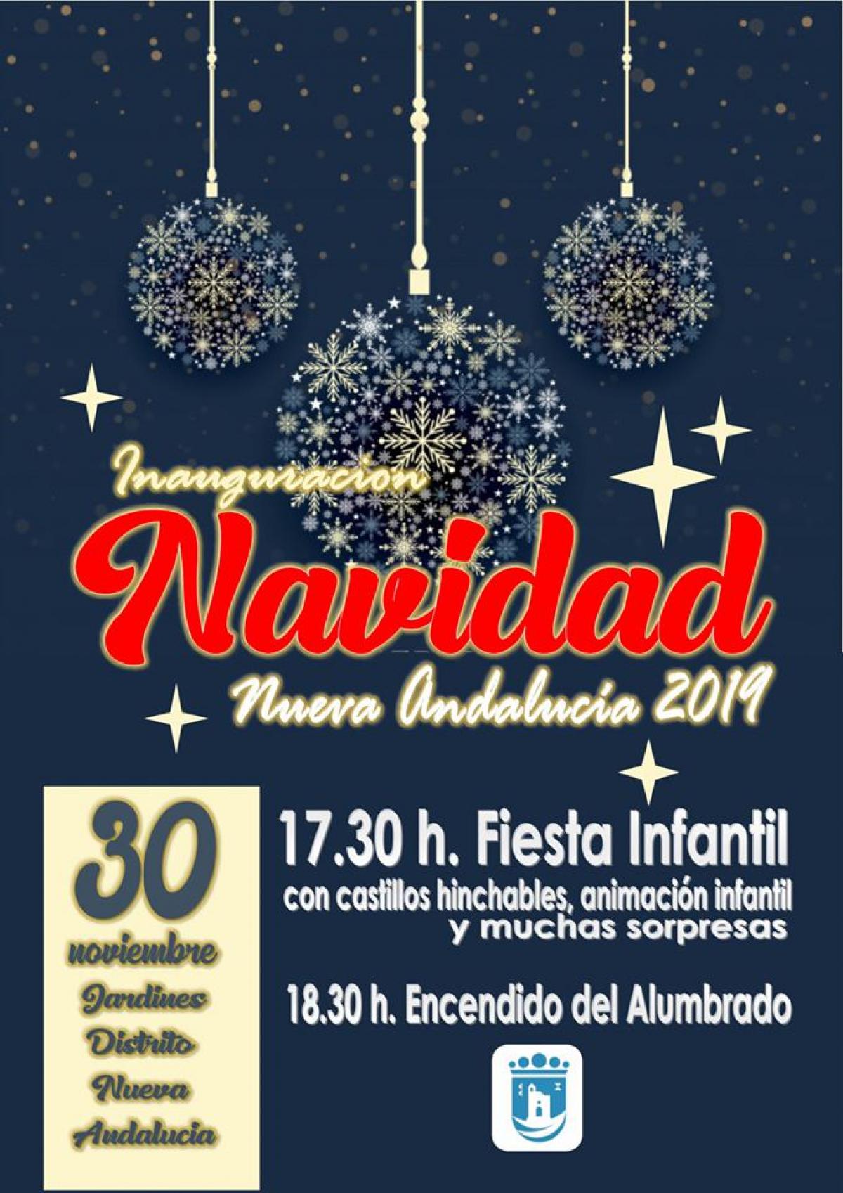 Nueva Andalucía y las Chapas celebrarán la Navidad con zambombas, fiestas infantiles, belenes vivientes, pastorales y la tradicional Cabalgata de los Reyes Magos